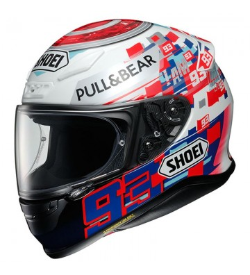 CASCO SHOEI NXR MAQZ POWER UP